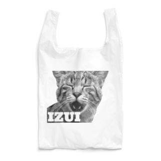宮城の方言・いずい猫 Reusable Bag