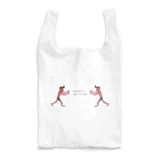 キャッチ・レスラー Reusable Bag