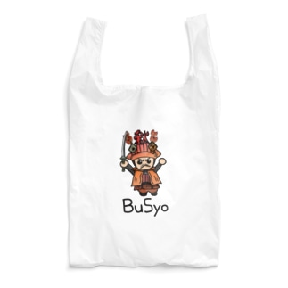 秋武将 Reusable Bag