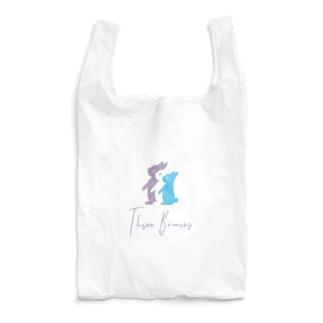 三密のラビット Reusable Bag