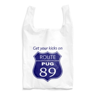 ROUTE89 Reusable Bag