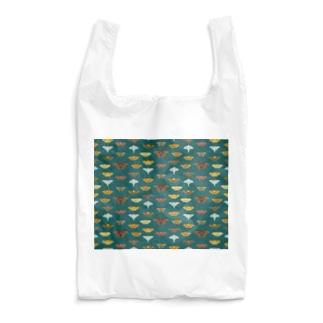 日本のヤママユガ科 Reusable Bag