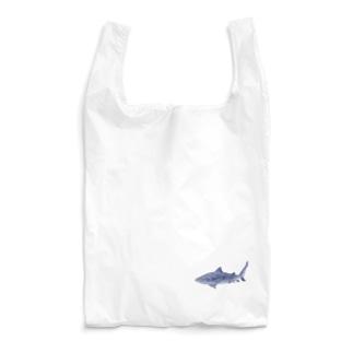 オオメジロザメさん Reusable Bag