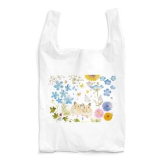 【KAMAP】お花の国のデート Reusable Bag