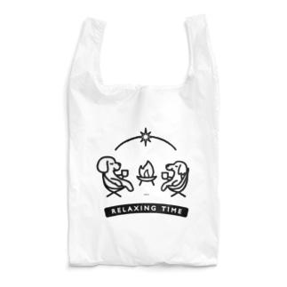 リラックスタイム Reusable Bag