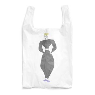 しゃれおつツッパリベイビー Reusable Bag