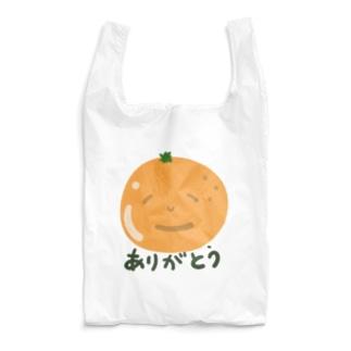 ありがとうみかん Reusable Bag