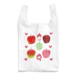 リンゴちゃん Reusable Bag
