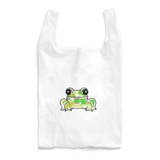 カモフラカエル Reusable Bag