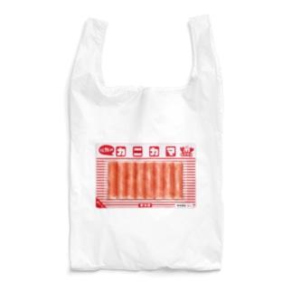 伝説のカニカマ Reusable Bag