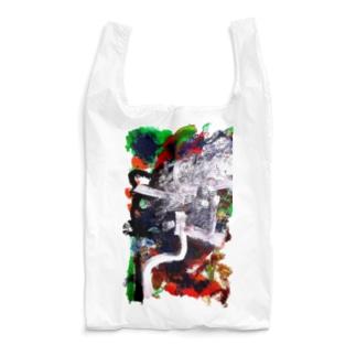 001:はなび Reusable Bag