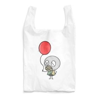 ふうせんミニホイ Reusable Bag