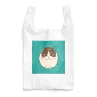 ま〜るいねこ Reusable Bag