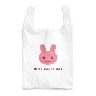 うさぎさん Merry Care Friends Reusable Bag