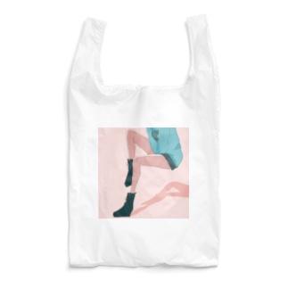 ベビーピンクゆかちゃ Reusable Bag