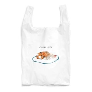 curry rice Reusable Bag