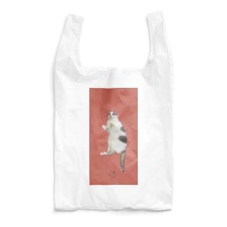 リアルねこちゃん Reusable Bag