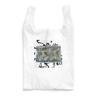 タイ石仏 Reusable Bag