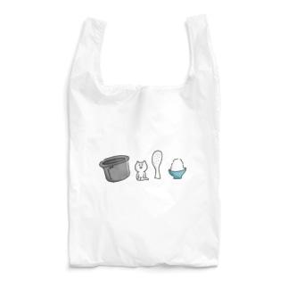ごはんのOSHITAKU🍚 Reusable Bag
