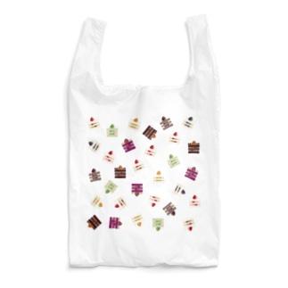 ケーキ2 Reusable Bag
