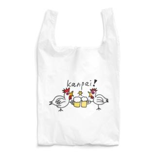 乾杯ティキン!! Reusable Bag