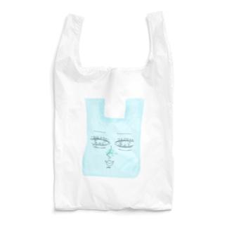 ビニール袋の姉貴 Reusable Bag