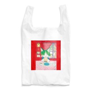 シューの朝ごはん Reusable Bag