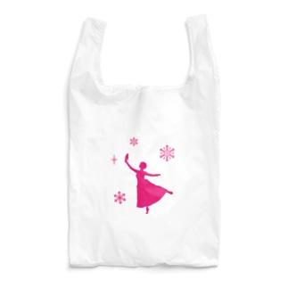 ロゴ無しクララちゃん Reusable Bag