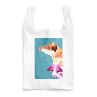 暖か丑年 Reusable Bag