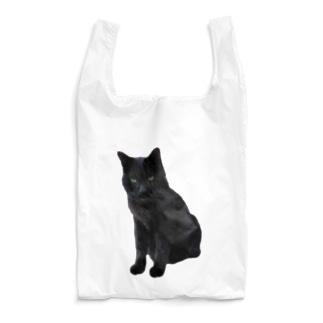 黒猫のふくちゃん Reusable Bag