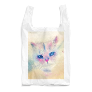 あっぷにゃんこ Reusable Bag