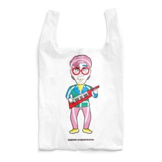 架空似顔絵図人間3.1 Reusable Bag