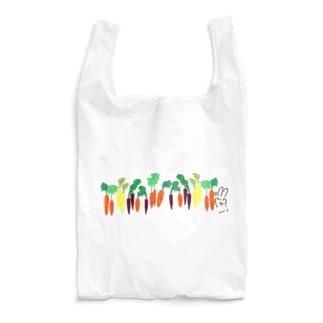らみゅうさにんじんいっぱーい💛 Reusable Bag