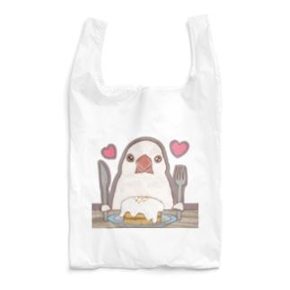 むちむちぶんちょう ぱんけーき Reusable Bag