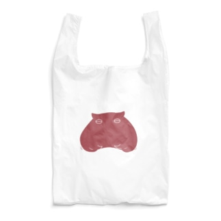 mugioのメンダコ(赤) Reusable Bag