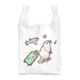 むちむちぶんちょう とらべる Reusable Bag