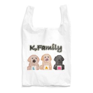k family Reusable Bag
