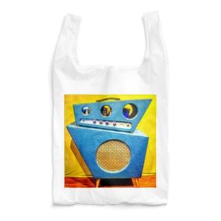 レトロ⚡アンプ Reusable Bag