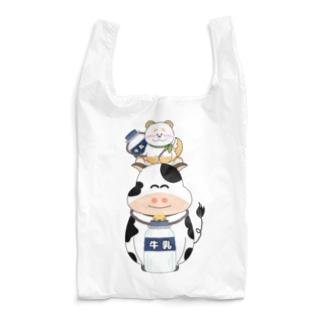 美味しい牛乳 Reusable Bag