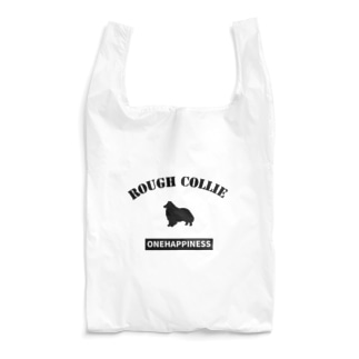 ONEHAPPINESS ラフコリー Reusable Bag