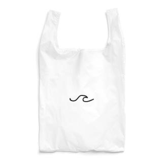 OKINAWA WAVE Reusable Bag