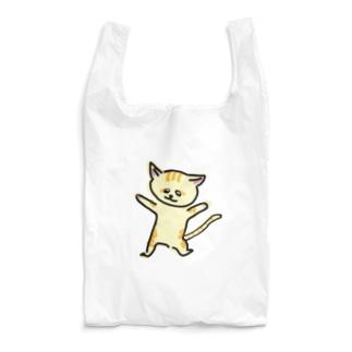 akane_artの踊るスナネコ Reusable Bag