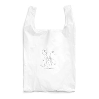水と花 Reusable Bag
