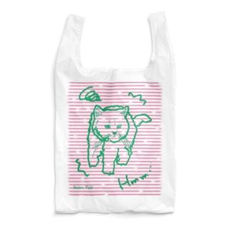 ふきげんにゃんこ Reusable Bag