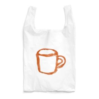コップ 橙 Reusable Bag