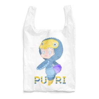 ぷり☆ドードーちゃん Reusable Bag