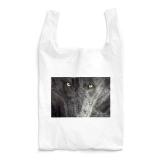 BLACK WOLF Reusable Bag