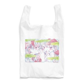 「あたまのなかのにわ:金魚: Reusable Bag