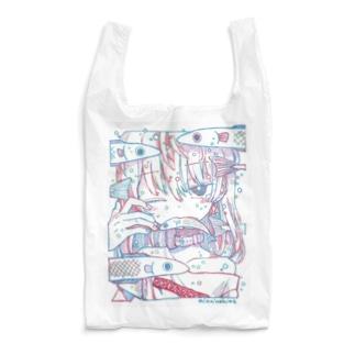 ウオウオちゃん Reusable Bag