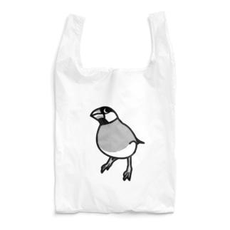 ドヤ顔文鳥 Reusable Bag